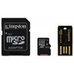 64GB Multi/Mobility Kit MICRO/SD/READER