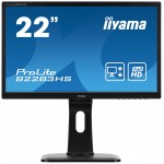 "PROLITE B2283HS-B1 22"" BLACK LED LCD"