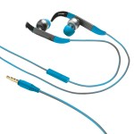 Fit In-ear Sports Headphones - blue