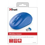 Primo Wireless Mouse - Blue