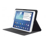 "AEROO FOLIO STAND FOR 7-8"" TABLETS - BLK"