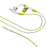 Fit In-ear Sports Headphones - green