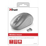 Primo Wireless Mouse - Grey