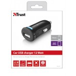 Car Charger with USB port - 12W