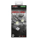 GXT 221 Duo Charge Cable for Xbox One