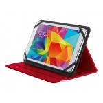 "Primo Folio Case with Stand for 7-8"" tablets - red"