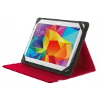 "Primo Folio Case with Stand for 10"" tablets - red"