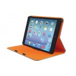 Aeroo Ultrathin Folio Stand iPad mini-grey/orange