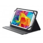 "Primo Folio Case w/Stand for 7-8"" tablets - black"