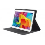 "Aeroo Ultrathin Folio Stand 10"" Samsung tablet-blk"