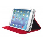 "Verso Universal Folio Stand for 7-8"" tablets - red"