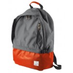 "Cruz Backpack for 16"" laptops - grey/orange"