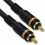 1M VELOCITY DIGITAL COAX AUDIO CBL