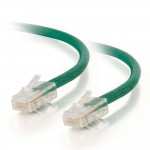 1M ASSEM GREEN CAT5E PVC UTP PATCH C