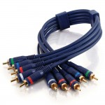 1M VELOCITY COMPONENT VIDEO +AUDIO CBL