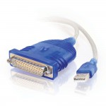 C2G USB TO SERIAL DB25 ADPTR