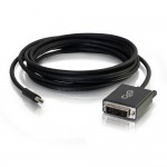 2m C2G Mini DisplayPort M to DVI M BLK