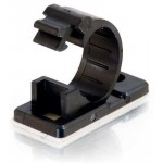 17mm BLK SELF ADHESIVE CBL CLAMP 50PK
