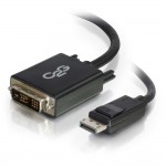 1M DISPLAYPORT TO DVI MALE CABLE