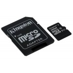 32GB microSDHC Class 10 UHS-I 45MB/s Read Card + S