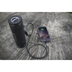boomBOTTLE+ WATERPROOF SPEAKER (BLACK/SPACE GRAY)