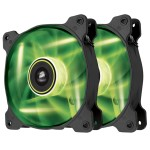AIR SERIES SP 120 LED FAN DUAL - GREEN