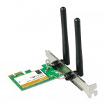PCIE Adapter 300Mbps 2 2dBi detachable antenna P