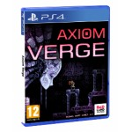 Axiom Verge Standard Edition PS4