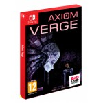 Axiom Verge Standard Edition Nintendo Switch