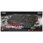 GXT 285 Advanced Gaming Keyboard us layout
