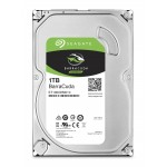 "SEAGATE BARRACUDA 1TB 3.5"" SATA3 HDD 7200RPM 64MB"