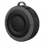 RUGGED WATERPROOF WIRELESS SPEAKER (GRAY)