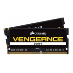 DDR4 2400MHz 8GB 2 x 260 SODIMM BLACK PCB