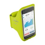 Bracus Sports Arm Band for iPhone6/6S - lime green