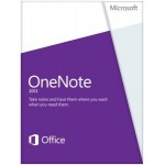 ONENOTE 2013 32-BIT/X64 ENGLISH MEDIALES