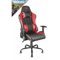 GXT 707R Resto Gaming Chair-red including Far Cry5