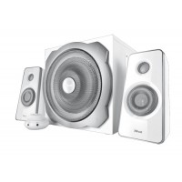 TYTAN 2.1 SUBWOOFER SET WHITE