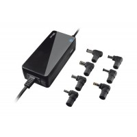 70W Primo Laptop Charger - Black UK