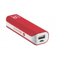 PowerBank 2200 - red