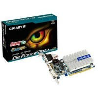 GBT NVIDIA GEFORCE 210 DDR3 SILENT LP 1G