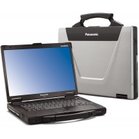 "PANASONIC TOUGHBOOK CF-52 15"" Display i5 4GB 160GB"