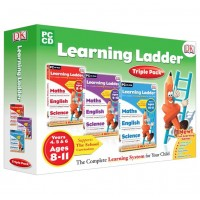 LEARNING LADDER TRIPLE PACK - YEAR 4 TO 6