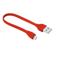 Urban Revolt Flat Lightning Cable 20 cm for Apple