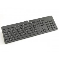 HP USB Slim Business Keyboard WIred UK