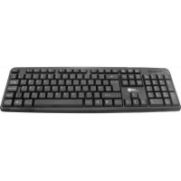BUDGET BLACK USB KEYBOARD