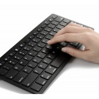 bluetooth keyboard scissor action