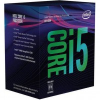 COFFEE LAKE I5-8600K 6/6 3.6GHz 9M LGA1151