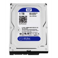 WD BLUE 1TB 7200RPM 64MB SATA3 HDD