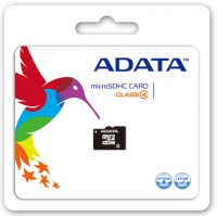 ADATA MICRO SD CLASS 4 32GB W/ADAPTER