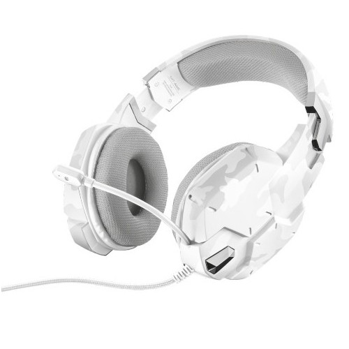 GXT 322W Gaming Headset - white camouflage